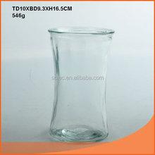Popular Crazy Selling star shape glass vase