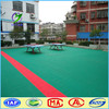 outdoor pp interlocking High Quality PP table tennis court interlocking futsal flooring