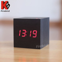 Promotional low price brown wood antique chinese clocks for heme decor