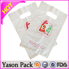 Yason loop carrier bags waterproof briefcase rolling laptop bag aluminum foil bag for shopping/toy packaging