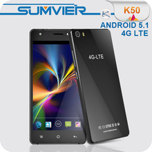 New product 5 inch HD 2GB 32GB Dual glass 4G slim mobile with OEM service