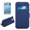 Brand new Horizontal Leather window case for Samsung galaxy s4 cover case