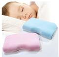 Almohada de memoria de niños mariposa almohada de bebé almohada de lenta recuperación de memoria para niños