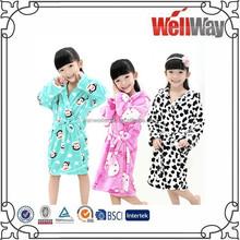 Spring and autumn child flannel pajamas kids funny pajamas