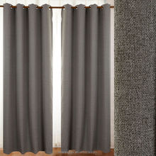 latest design elegant fabric polyester curtains woven curtain