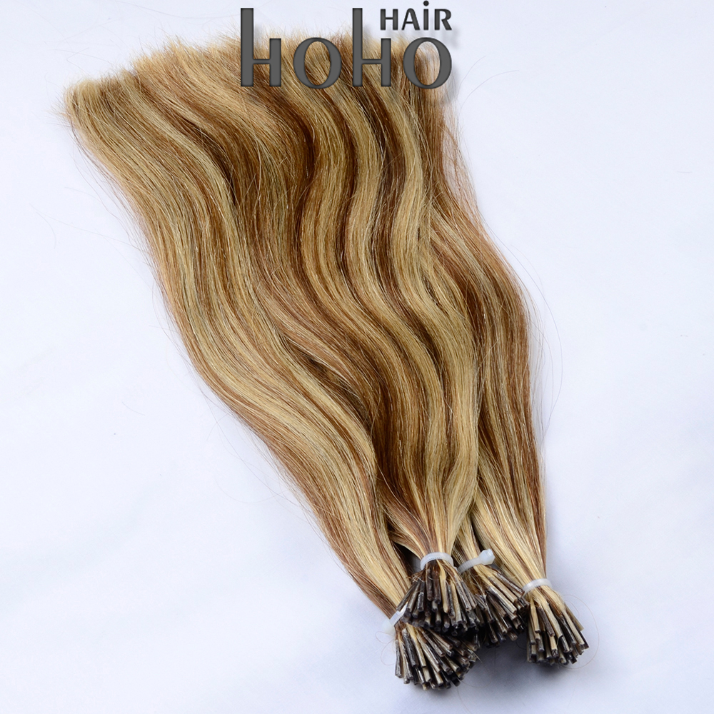 Virgin Indian I Tip Hair Extensions 78