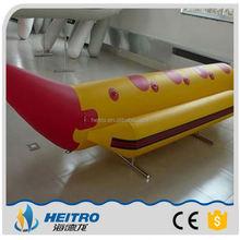 High Quality Fashionable Inflatable Banana Boat