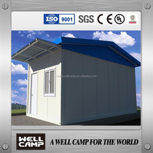 Easy and Fast Modular Container Houses Economy Prefabricated Container Houses for Guard