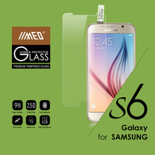 Newly Designed 9H 2.5D 0.3mm Anti-Shatter Premium Tempered Glass Screen Protector for Samsung Galaxy S6
