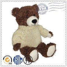 2015 different fashion design lovely old stuffed animals