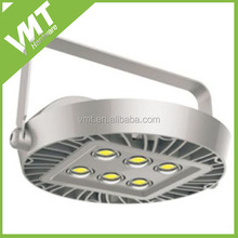 High power 300w round sliver led high bay light fixture with waterproof and dust proof