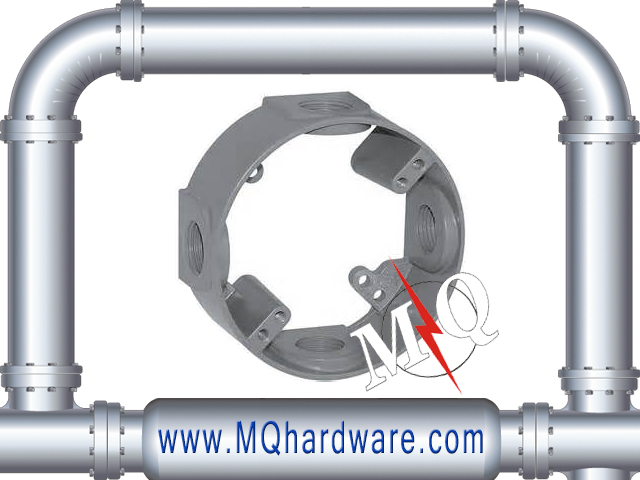 Round Electrical Box Extension Ring Round Free Engine