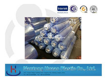 white light multiple extrusion pvc normal clear film in different package ways