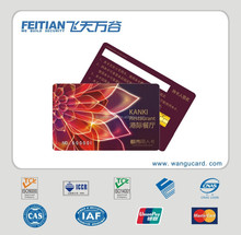 Contact IC card with ISSI4428 with best price and high quality