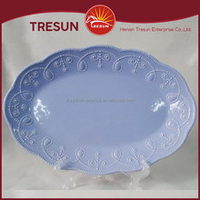 """10.5"""" unique shape dinner plate Nice Quality Cheap Ceramic Dinner Plates And Dishes wholesale ceramic custom dinner plate"""