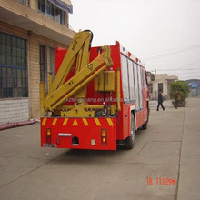 high quality 3.2ton knuckle boom crane truck in dubai for sale