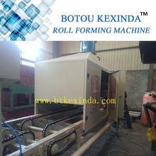 Steel Tile Type and Color stone coated roof tile roll forming machine production line