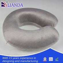 pillow neck,u shape neck pillow case,orthopedic neck pillow
