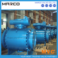 Professional supply casted and forged steel fire safe,anti blow-out,anti static design 3pcs three piece ball valve