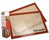 Non-Stick Heat Resistant Silicone Mat Set , Silicone Baking Mat