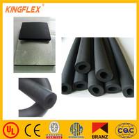 Fireproof NBR foam tube Nitrile Rubber Insulation tube heat insulation rubber pipe armaflex pipe insulation
