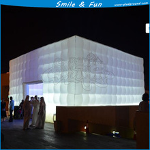 Tent inflatable with LED lighting size 15*15m type inflatable with CE and good price