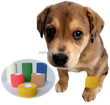 Wholesale First Aid FDA Approved Non Woven Surgical Veterinarian Cohesive Bandage