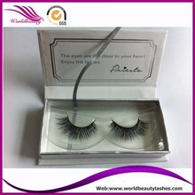 high quality factory supply luxury magnet package real mink eyelash