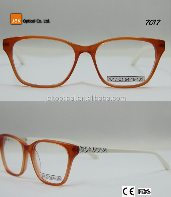 shenzhen new style popular cat eye eyeglasses glasses frames