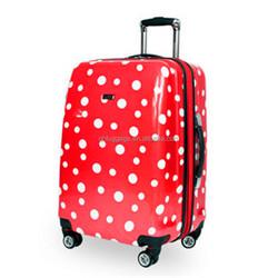 abs suitcase handle parts lock
