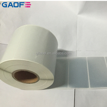 High quality professional paper adhesive Avery Label barcode label paper