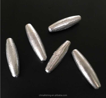 Rugby lead fishing lead sinkers