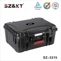 ABS plastic waterproof tool carrying cases