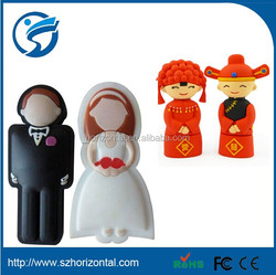 Wedding Gifts a Groom Design 8GB & a Bride Design 8GB USB Flash Drive 8GB