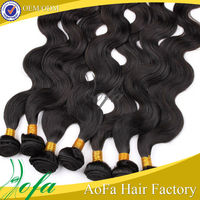 Wholesale in stock 5a superior quality indian hair jewellery