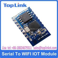 ESP8266 Serial WiFi module with 3.3 V single power supply