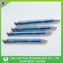 Logo Engraving Promotional Metal Ballpoint Pen
