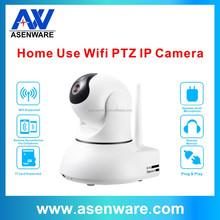 Shenzhen Factory Pan/Tilt IR-Cut Night Vision 5m Wireless P2P h.264 ip cameras 3.6mm lens