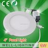 embedded acrylic high brightness side emitting led panel light