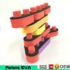 Melors hot sale good quality eva foam plastic building blocks toys for kids DIY heroes model china supplier