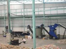 Pet recycling line / pet bottle crushing washing line / pet bottle recycling machine