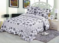 Hot sale custom printed microfiber quilting quilts SMM13083