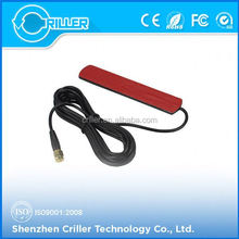 Manufacturer high gain GSM Magnetic GSM Antenna 900mhz/1800mhz SMA connector antenna wire