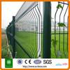 Used brown vinyl fence