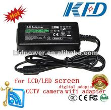 9V 2A 18W switching AC/DC power supply for LCD/LED screen,CCTV security,wifi adapter digital adapter,printer