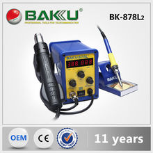 Baku Most Popular Good Prices Hot Air Lead-Free Soldering Station