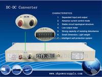 DC-DC Power Supply DC220V to DC48V30A 19inch 2U Rack For Communications