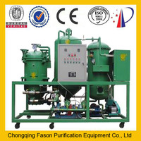 good performance and best quality transformer oil purifier plant