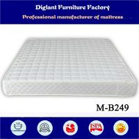 modern bedroom furniture german mattress (M-B249)