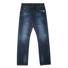 GZY classical denim jeans for men metal jeans button in stock
